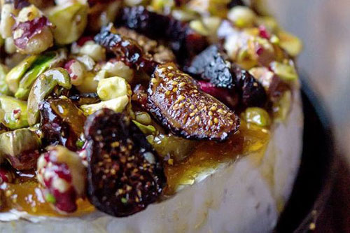 Fig and nuts